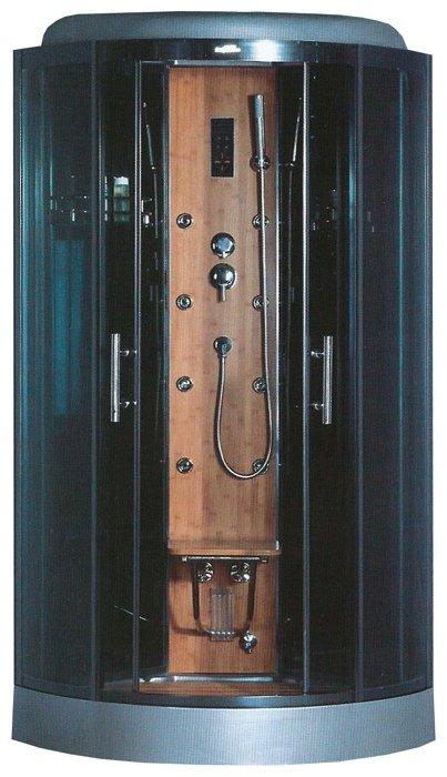 Душевая кабина без гидромассажа radaway premium plus p 33300-01-01n 1000x900x1900