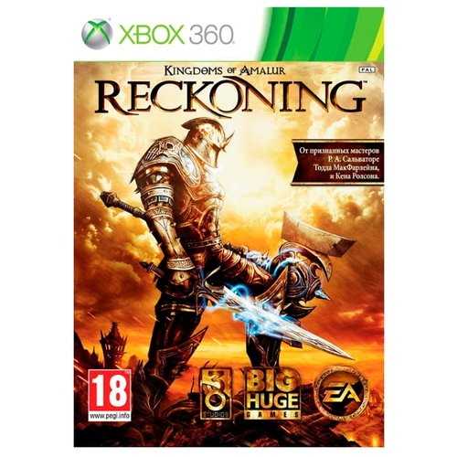 Kingdoms of Amalur: Reckoning the black reckoning