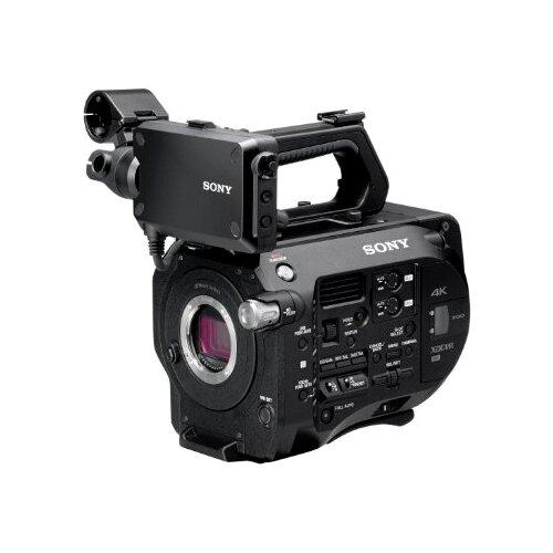 Фото - Видеокамера Sony PXW-FS7 видеокамера sony hdr cx405b black 30x zoom 9 2mp cmos 2 7 os avchd mp4 [hdrcx405b cel]