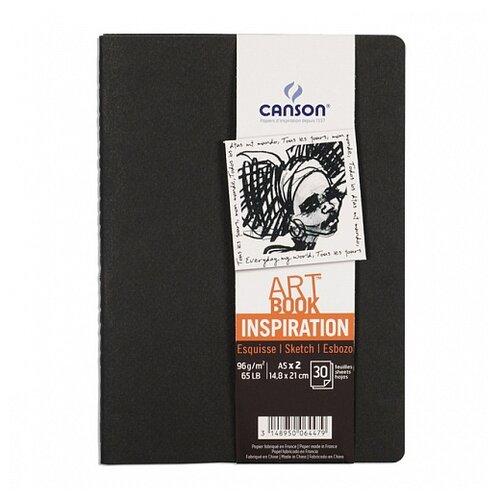 Набор скетчбуков Canson sketchbook canson arches 300g 380 480mm