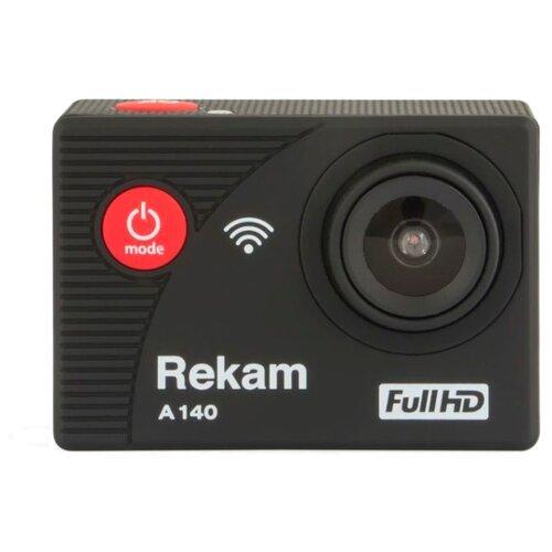 Экшн-камера Rekam A140 экшн камера rekam a340