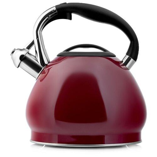 Esprado Чайник Turia Marsala 3 л esprado чайник onix 2 2 л черный серебристый