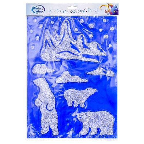 Наклейка интерьерная Winter наклейка