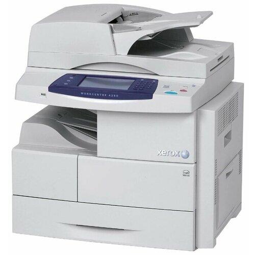 Фото - МФУ Xerox WorkCentre 4250S кеды мужские vans ua sk8 mid цвет белый va3wm3vp3 размер 9 5 43