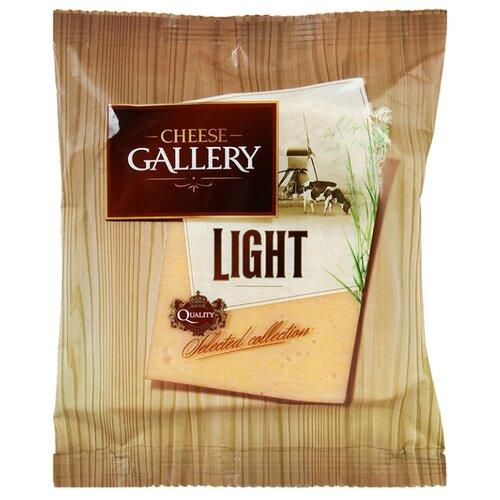 Сыр Cheese Gallery Light cheese gallery сыр чеддер 50% нарезка 150 г