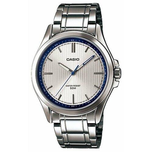 Наручные часы CASIO MTP-E104D-7A casio часы casio mtp 1335d 7a коллекция analog