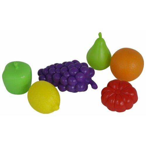 Фото - Набор продуктов Полесье №3 46987 полесье набор игрушек для песочницы 468 цвет в ассортименте