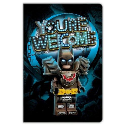 Блокнот LEGO Movie 2 Batman