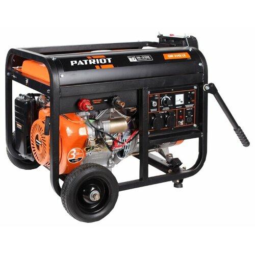 Бензиновый генератор PATRIOT GW