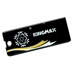 Флешка Kingmax Super Stick Mini - Winter Edition