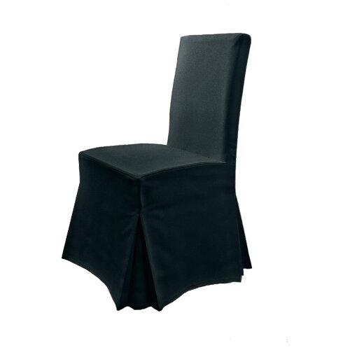 Чехол Медежда на стул с юбкой чехол на табурет медежда челтон круглый с подушкой цвет морской волны