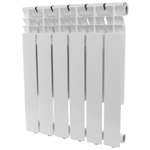 Радиатор алюминиевый ROMMER Al 2 цена