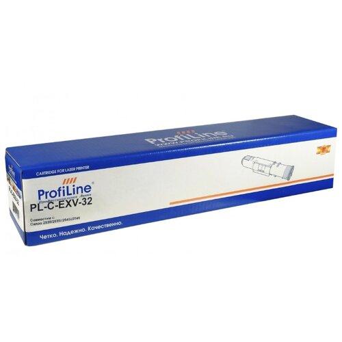 Фото - Картридж ProfiLine PL-C-EXV32 картридж profiline pl c8061x