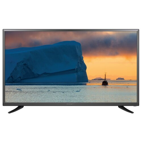 Фото - Телевизор KRAFT KTV-С43FD02T2CI led телевизор kraft ktv c32hd02t2ci