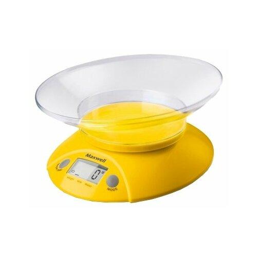 Кухонные весы Maxwell MW-1467 весы кухонные maxwell 1477 mw pk розовый