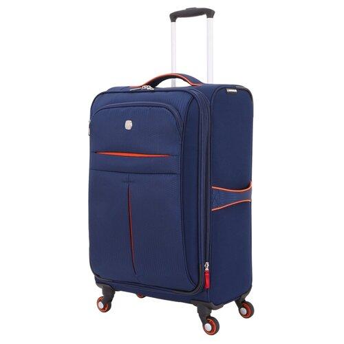 Чемодан WENGER AROSA M 48 л чемодан wenger zurich ii цвет черный 48 см x 30 см x 72 см 104 л
