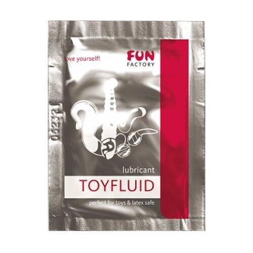 Гель-смазка Fun Factory Toyfluid fun factory cayona голубой компактный перезаряжаемый вибратор для стимуляции точки g
