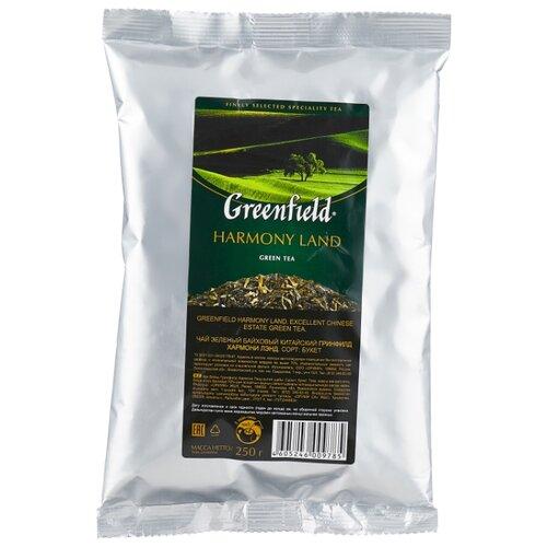 Чай зеленый Greenfield Harmony