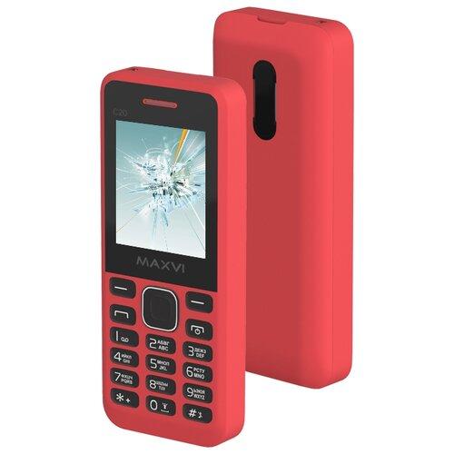 Телефон MAXVI C20 сотовый телефон maxvi c20 white