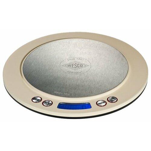 Кухонные весы Wesco 322251 урна wesco 180212