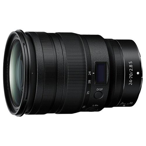 Фото - Объектив Nikon 24-70mm f 2.8S объектив