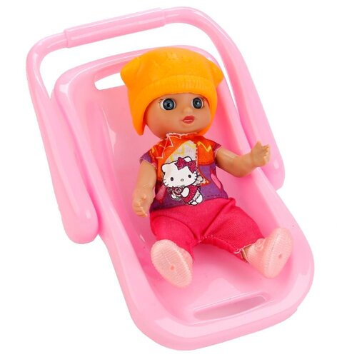Кукла Карапуз Hello Kitty 12 см