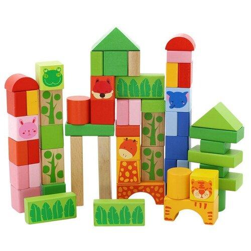 Кубики Vulpi Лес 15011