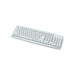 Клавиатура COLORSit KB-1307 White PS/2