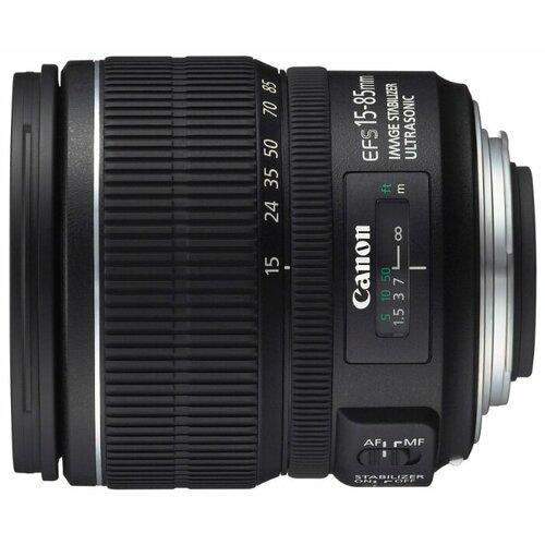 Фото - Объектив Canon EF-S 15-85mm f объектив