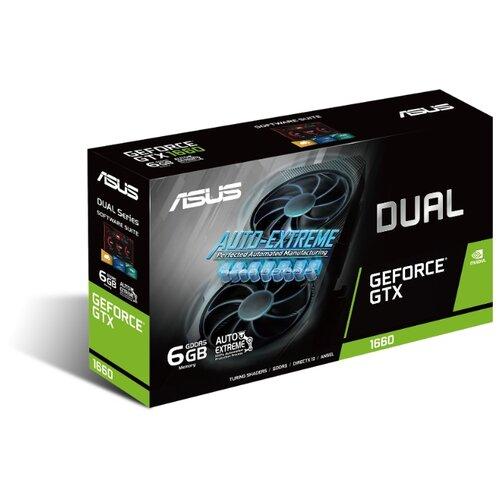 Видеокарта ASUS Dual GeForce
