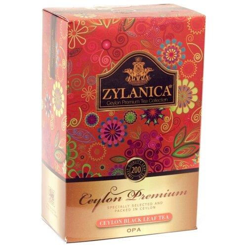 Чай черный Zylanica Ceylon