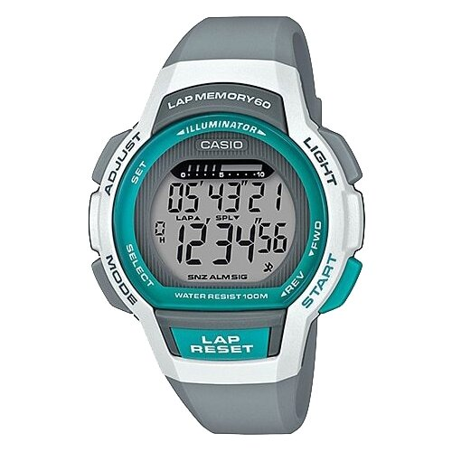 Наручные часы CASIO LWS-1000H-8A casio casio gwn 1000h 2a