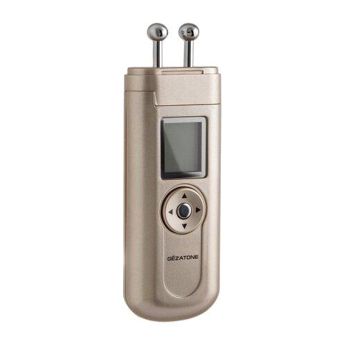 Gezatone Массажер для лица массажер для лица и тела gezatone ультразвук миостимуляция m115