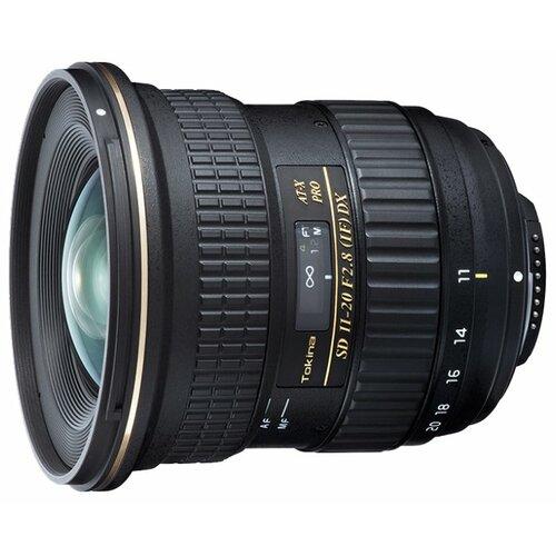 Фото - Объектив Tokina AT-X 11-20mm f объектив