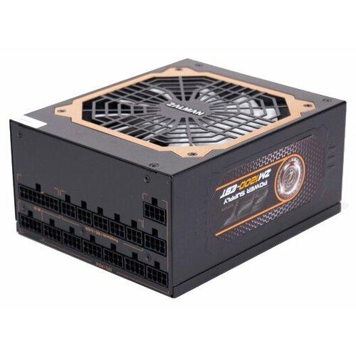 Блок питания Zalman ZM1200-EBT бп atx 1200 вт zalman zm1200 ebt