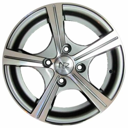 Фото - Колесный диск NZ Wheels SH631 колесный диск nz wheels sh700