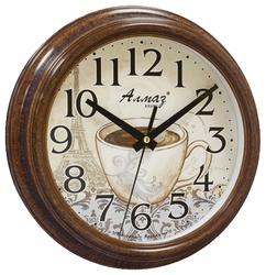 Часы настенные кварцевые Алмаз C32