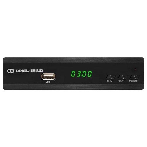TV-тюнер Oriel 421UD DVB-T2 C oriel 120