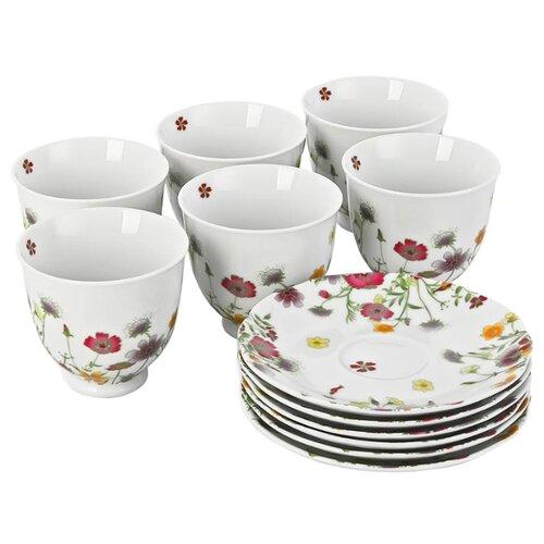 Фото - Чайный сервиз Domenik Meadow набор чайный domenik meadow 6 12 250мл фарфор