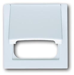 Телекоммуникационная розетка ABB 2CKA001753A4997, белый