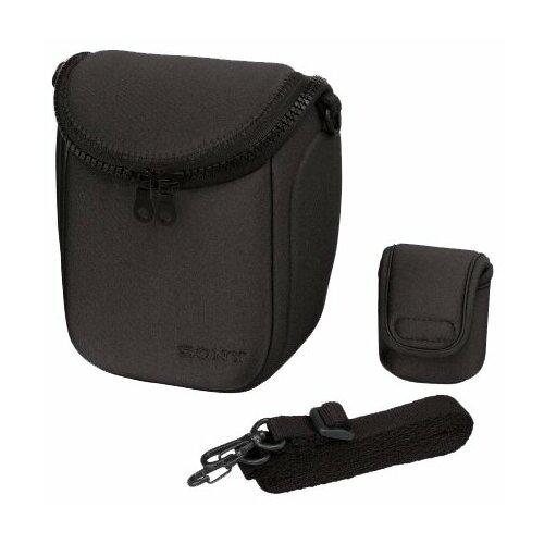 Фото - Чехол для фотокамеры Sony LCS-BBF розовый dreamcatcher дизайн кожа pu откидной крышки кошелек для карты памяти чехол для sony xperia z4 mini
