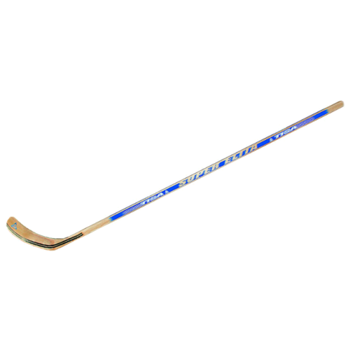Хоккейная клюшка Tisa Super клюшка вратарская tisa pioneer h42318 18 загиб прямой