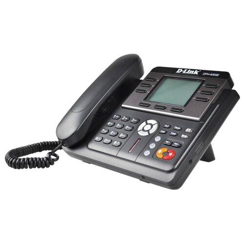 VoIP-телефон D-link DPH-400SE E voip оборудование d link dph 400edm e f3