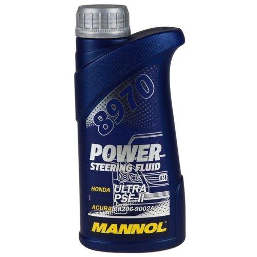 Гидравлическая жидкость Mannol