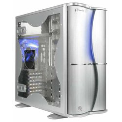 Компьютерный корпус Thermaltake Soprano DX VE7400SWA 400W Silver