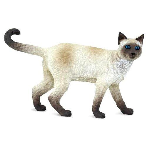Фигурка Safari Ltd Сиамский кот jp 11 52 фигурка кот pavone