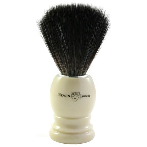Помазок Edwin Jagger 21P37 edwin jagger помазок барсучий ворс цвет черная смола 81sb356cr