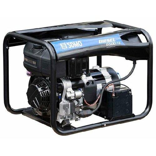 Дизельный генератор SDMO Diesel
