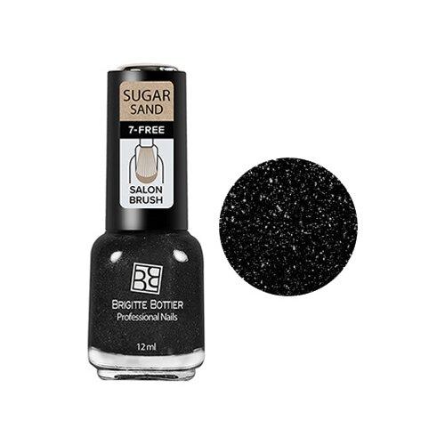 Лак Brigitte Bottier Sugar Sand brigitte bottier топовое покрытие для ногтей vinyl top coat 7 days strong 12 мл