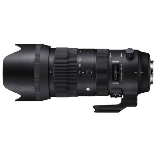 Фото - Объектив Sigma 70-200mm f 2.8 объектив